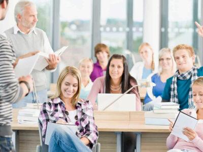 Sprachkurse – Vorbereitung auf TOEFL, Cambridge, mündliche Prüfungen und Co